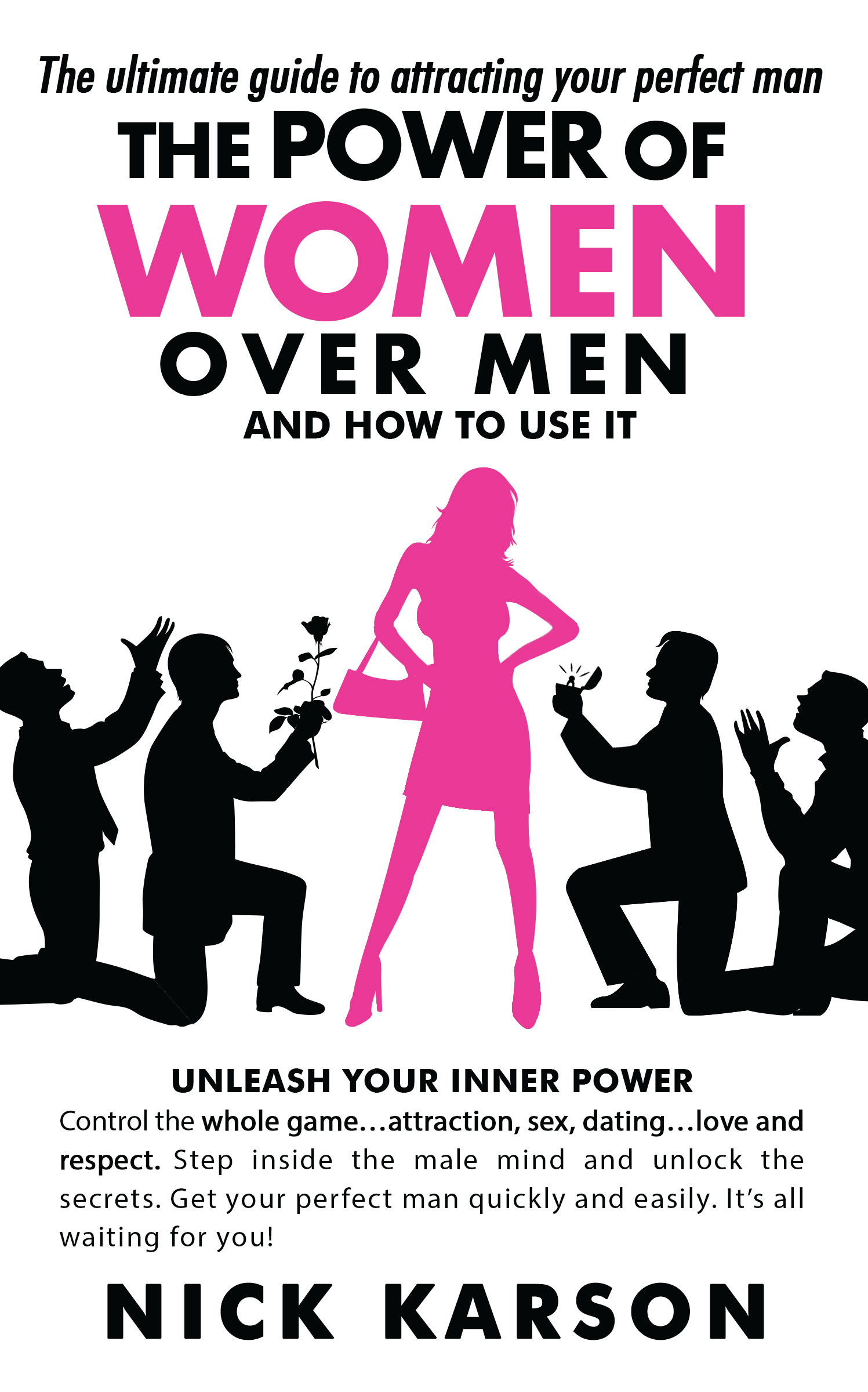 the power of women over men Here's a closely guarded secret: women have more influence over men than they think psychologist jay carter talks to michelle burford about male self.