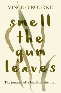 Smell the Gum Leaves book cover